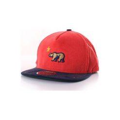 Czapka unisex Calidorocord czerwona (16-uniw). Czerwone czapki i kapelusze damskie Official. Za 76.00 zł.