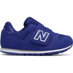 New Balance KV373UEI. Niebieskie buty sportowe chłopięce New Balance, z materiału. W wyprzedaży za 109.99 zł.