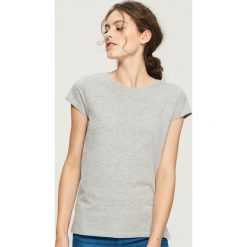 T-shirt Basic - Jasny szar. T-shirty damskie marki DOMYOS. Za 9.99 zł.
