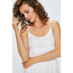 Answear - Sukienka Boho Bandit. Szare sukienki damskie ANSWEAR, z jedwabiu, boho, z okrągłym kołnierzem. W wyprzedaży za 139.90 zł.