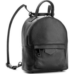Plecak CREOLE - K10406  Czarny. Plecaki damskie marki WED'ZE. W wyprzedaży za 169.00 zł.