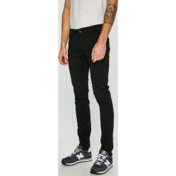 Diesel - Jeansy Sleenker. Czarne jeansy męskie Diesel. Za 629.90 zł.