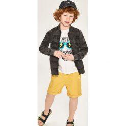 Bluza z nadrukiem - Szary. Bluzy dla chłopców Reserved, z nadrukiem. W wyprzedaży za 39.99 zł.