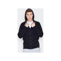 Bluza V003 Czarny. Czarne bluzy męskie Visent. Za 149.00 zł.