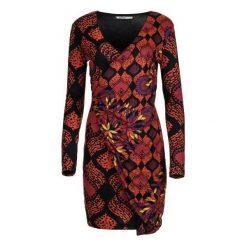 Desigual Sukienka Damska Gaelle Xs Czerwony. Czerwone sukienki damskie Desigual. W wyprzedaży za 249.00 zł.