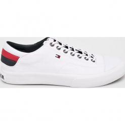 Tommy Hilfiger - Buty. Szare buty sportowe męskie Tommy Hilfiger, z gumy. Za 349.90 zł.