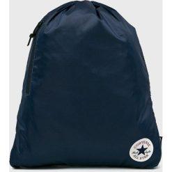 Converse - Plecak. Szare plecaki damskie Converse, z nylonu. Za 79.90 zł.