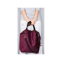 Torba burgund. Czerwone torby na ramię damskie Drops. Za 149.00 zł.