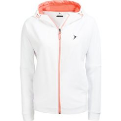 Bluza damska BLD605 - biały - Outhorn. Białe bluzy damskie Outhorn, na lato, z bawełny. W wyprzedaży za 59.99 zł.
