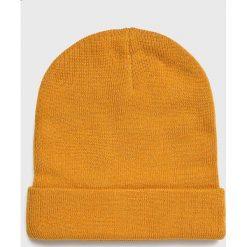 Medicine - Czapka Basic. Pomarańczowe czapki i kapelusze męskie MEDICINE. Za 39.90 zł.