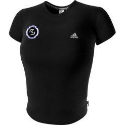 Adidas SK Gaming New Collection Girls Top czarna (34) ( GWGI-026G-34 ). Czarne t-shirty i topy dla dziewczynek Adidas. Za 189.17 zł.