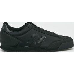 New Balance - Buty. Czarne buty sportowe męskie New Balance, z gumy. W wyprzedaży za 239.90 zł.