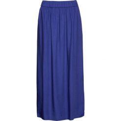 Spódnica z wiskozy z nadrukiem bonprix szafirowy. Niebieskie spódnice damskie bonprix, z nadrukiem, z wiskozy. Za 32.99 zł.