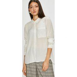 Haily's - Koszula Jolly. Szare koszule damskie Haily's, z tkaniny, casualowe, z długim rękawem. W wyprzedaży za 69.90 zł.