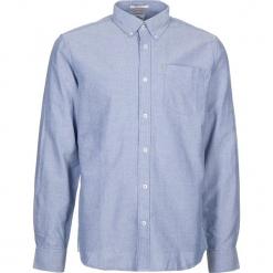 """Koszula """"Oxford"""" - Regular fit - w kolorze błękitnym. Niebieskie koszule męskie Ben Sherman, z bawełny, button down. W wyprzedaży za 130.95 zł."""