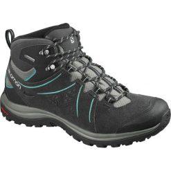 Salomon buty trekkingowe Effect Gtx W PhantomBlackDawn Blue 40.0