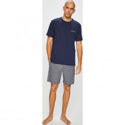 Calvin Klein Underwear - Piżama. Szare piżamy męskie Calvin Klein Underwear, z nadrukiem, z bawełny. Za 299.90 zł.