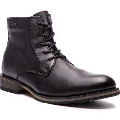 Kozaki KAZAR - Hylas 9646-01-A2 Black. Czarne kozaki męskie Kazar, ze skóry, klasyczne. Za 569.00 zł.