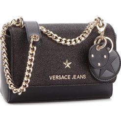 Torebka VERSACE JEANS - E1VSBBN4-70787 899. Czarne torebki do ręki damskie Versace Jeans, z jeansu. Za 699.00 zł.