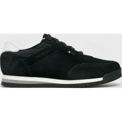 Strellson - Buty. Czarne buty sportowe męskie Strellson, z materiału. W wyprzedaży za 339.90 zł.