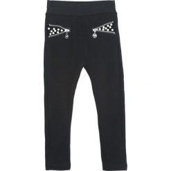 Czarne Legginsy Yellow Box. Czarne legginsy dla dziewczynek Born2be, z jeansu. Za 49.99 zł.