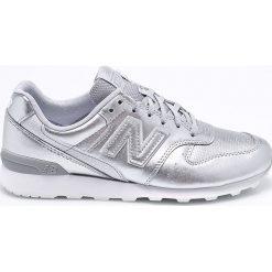 New Balance - Buty WR996SRS. Szare obuwie sportowe damskie New Balance, z materiału. W wyprzedaży za 299.90 zł.