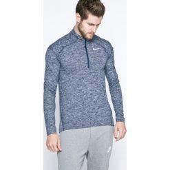 Nike - Longsleeve. Szare bluzki z długim rękawem męskie Nike, z dzianiny, polo. W wyprzedaży za 129.90 zł.