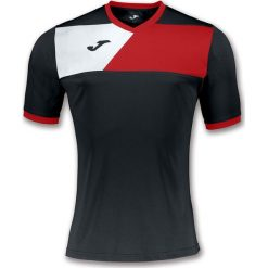 Joma sport Koszulka piłkarska Crew II czarna r. 104 cm (100611.106). T-shirty i topy dla dziewczynek Joma sport. Za 55.00 zł.