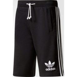Adidas Spodenki męskie 3STRIPED FT SHORTS  czarne r.  S  (BR6972). Spodnie sportowe męskie Adidas, sportowe. Za 187.04 zł.