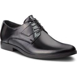 Półbuty LASOCKI FOR MEN - TA-LL41 Black. Czarne eleganckie półbuty Lasocki For Men, z materiału. Za 219.99 zł.