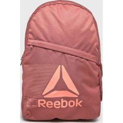 Reebok - Plecak. Różowe plecaki damskie Reebok, z poliesteru. Za 99.90 zł.