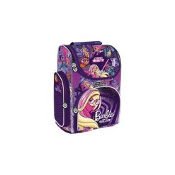 Barbie Lol Spy Lalka Tornister Szkolny Plecak. Fioletowe torby i plecaki dziecięce Świat Bajek, z gumy. Za 98.01 zł.