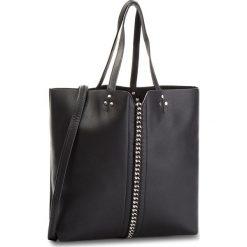 Torebka JENNY FAIRY - RC15344 Black. Czarne torebki do ręki damskie Jenny Fairy, ze skóry ekologicznej. Za 99.99 zł.