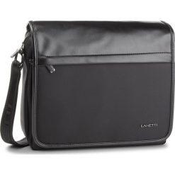 Torba na laptopa LANETTI - RM0360 Black. Czarne torby na laptopa damskie Lanetti, z materiału. Za 119.99 zł.