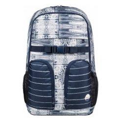 Roxy Damski Plecak Take It Slow J Dress Blues Chief. Szare plecaki damskie Roxy, eleganckie. W wyprzedaży za 167.00 zł.