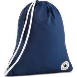 Plecak CONVERSE - 10006937-A02 426. Niebieskie plecaki damskie Converse, z materiału, sportowe. Za 79.00 zł.