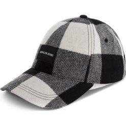 Czapka z daszkiem CALVIN KLEIN JEANS - J Check Cap M K40K400756 910. Brązowe czapki i kapelusze męskie Calvin Klein Jeans. Za 199.00 zł.