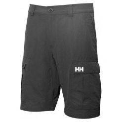 Helly Hansen Szorty Męskie Hh Qd Cargo Shorts 11 Ebony 33. Krótkie spodenki sportowe męskie marki DOMYOS. Za 295.00 zł.
