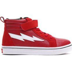 Czerwone Buty Sportowe Highlights. Czerwone buty sportowe chłopięce Born2be, z materiału. Za 79.99 zł.