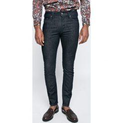 Diesel - Jeansy. Niebieskie jeansy męskie Diesel. W wyprzedaży za 399.90 zł.