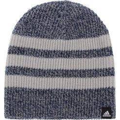 Czapka adidas - 3s Beanie BR9929  Conavy/Gretwo/White. Szare czapki i kapelusze męskie marki Giacomo Conti, na zimę, z tkaniny. Za 59.95 zł.