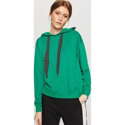 Bluza z kapturem - Zielony. Bluzy dla chłopców Reserved. W wyprzedaży za 29.99 zł.