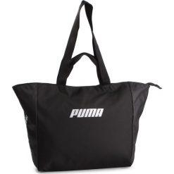 9f054e03c98df Torebka PUMA - Core Large Shopper 075712 Puma Black 01. Torebki shopper  damskie marki Puma