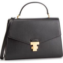Torebka TORY BURCH - Juliette Top-Handle Satchel 51022 Black 001. Czarne torebki do ręki damskie Tory Burch, ze skóry. Za 2,449.00 zł.