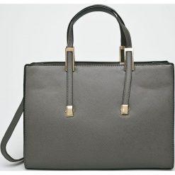 Answear - Torebka. Brązowe torby na ramię damskie ANSWEAR. W wyprzedaży za 119.90 zł.