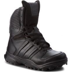 Buty adidas - GSG-9.2 807295 Black1/Black1/Black1. Czarne trekkingi męskie Adidas, z materiału. W wyprzedaży za 559.00 zł.