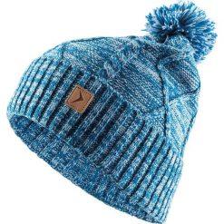 Czapka damska niebieska r. L/XL (HOZ18-CAD617). Niebieskie czapki i kapelusze damskie Outhorn. Za 37.72 zł.