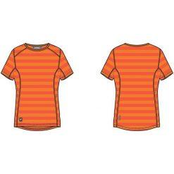 KILLTEC Koszulka damska Susany pomarańczowa r. 2XL (21778). T-shirty damskie KILLTEC. Za 64.70 zł.