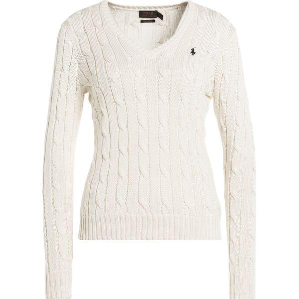 2ec4046a9 Polo Ralph Lauren KIMBERLY Sweter cream - Swetry damskie Polo Ralph ...
