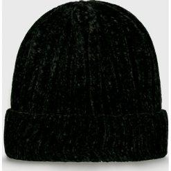Tally Weijl - Czapka. Czarne czapki i kapelusze damskie TALLY WEIJL. Za 39.90 zł.